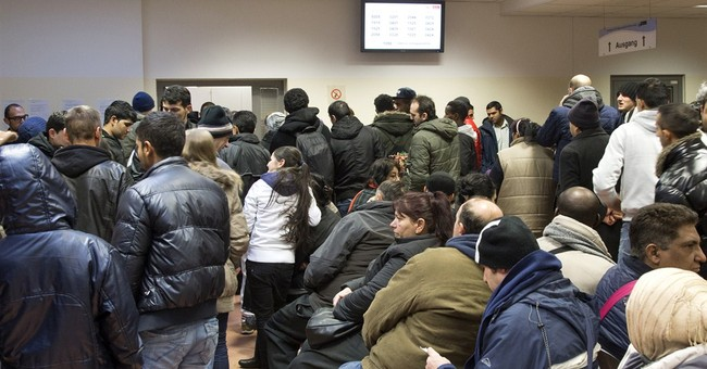 More than 200,000 apply for asylum in Germany in 2014