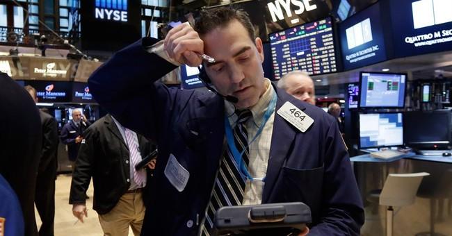 Key interest rate falls as investors seek safety