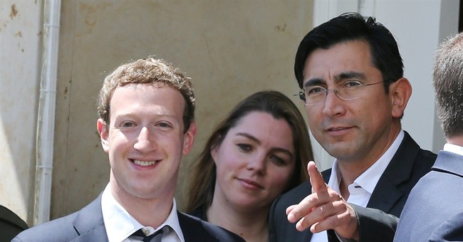 Facebook founder launches free Internet project in Colombia
