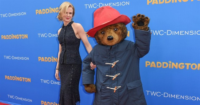 Nicole Kidman shows her silly side in 'Paddington'