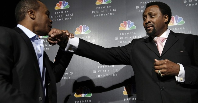 Boxing returns to prime-time network television on NBC