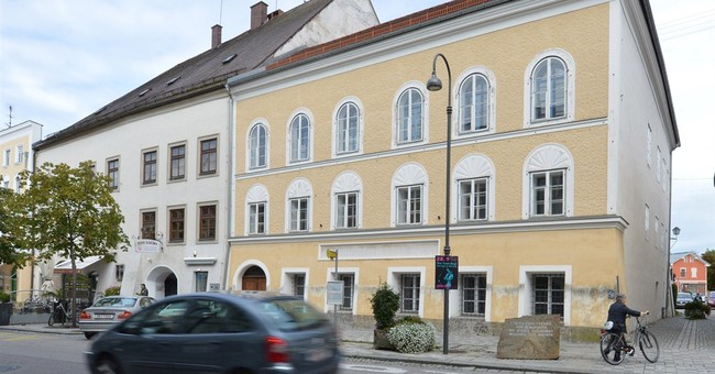 Austria ponders taking over house of Hitler's childhood
