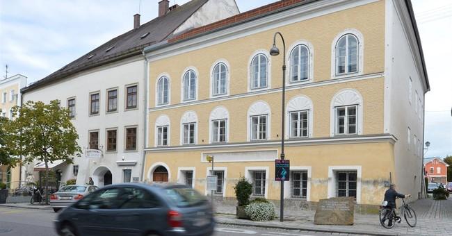 Austria ponders taking over house of Hitler's childhood