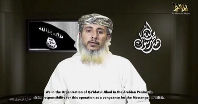 Yemen's al-Qaida claims Paris attack, vows more violence