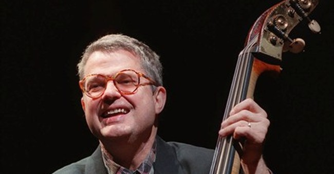 Jazz stars gather for memorial to bassist Charlie Haden