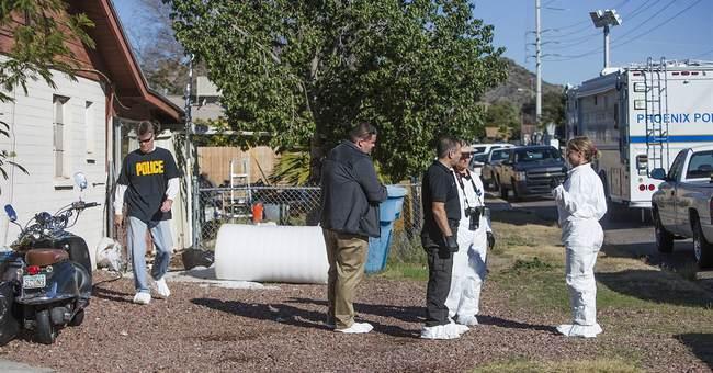 Man arrested in Phoenix deaths of 2 women in early 1990s