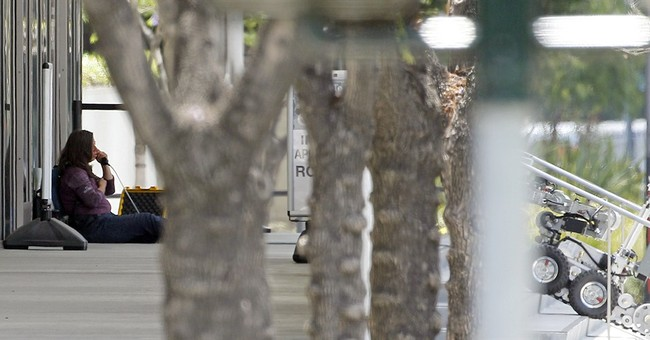 Woman arrested after bomb threat prompts LA evacuations