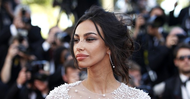 Newcomer actress Madalina Ghenea stuns on Cannes red carpet