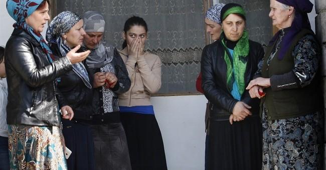 A Georgian region is fertile ground for Islamic State