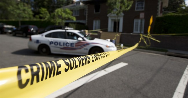 Correction: DC Mansion Fire-Slayings story