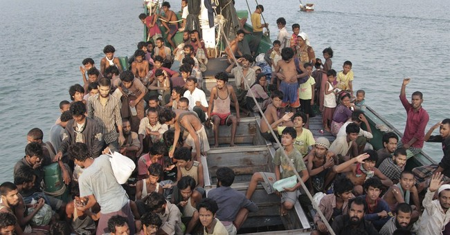 The boat people crises in Europe and Asia _ a comparison