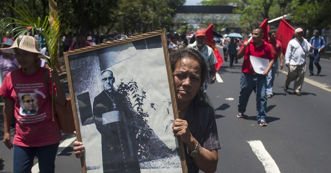 Slain Salvadoran archbishop's beatification a rallying point