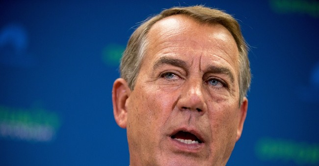 Boehner: Little progress at VA year after Shinseki departure