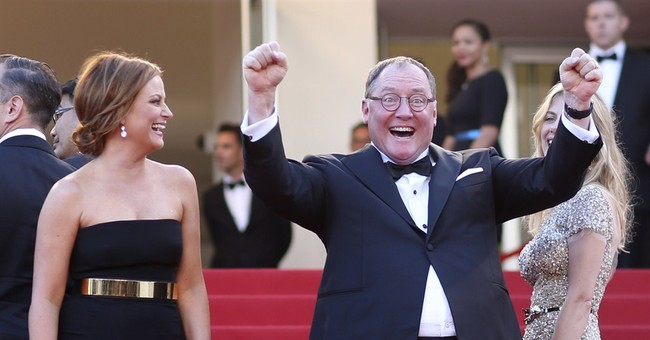 CANNES WATCH: Lasseter shows Pixar, Disney animation slate