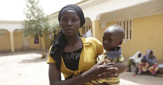 Former Boko Haram captives still held _ by Nigerian military