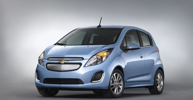 Fact sheet: 2015 Chevrolet Spark EV