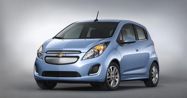 Fact sheet: 2015 Chevrolet Spark EV