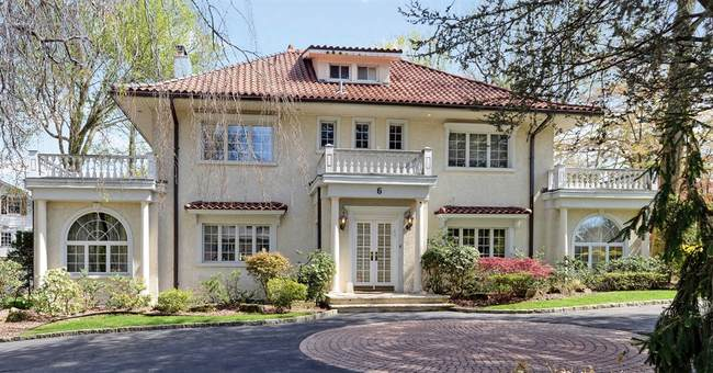 F. Scott Fitzgerald's former home on the market for $3.8M