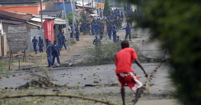 1 dead in Burundi unrest; leader delays parliamentary vote