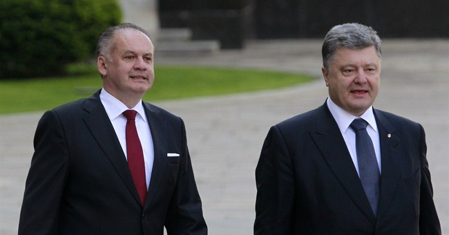 Ukraine open to hosting missile-defense system