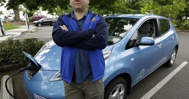 Oregon to test pay-per-mile idea as replacement for gas tax