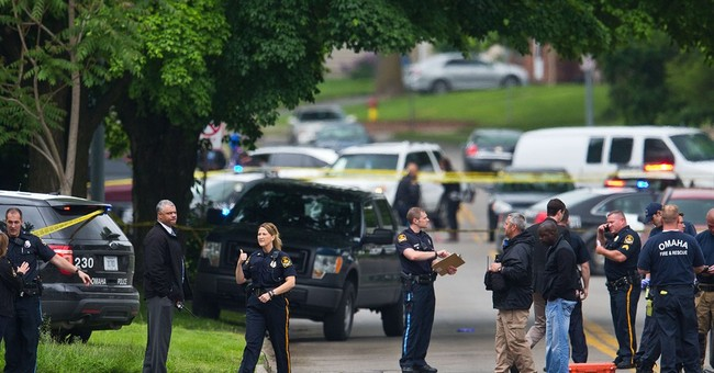 Police officer, suspect killed in Omaha shooting