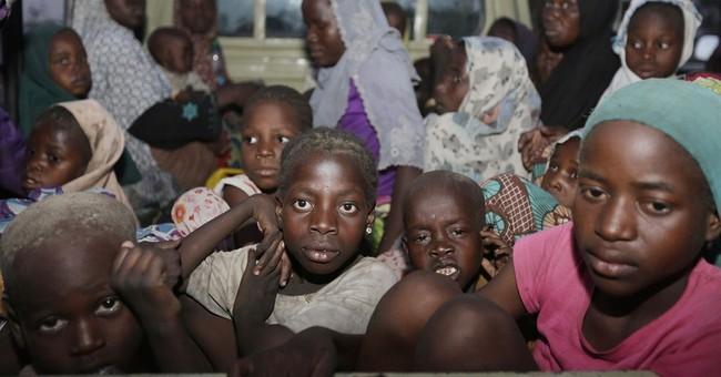 Hundreds saved from Boko Haram now in military custody