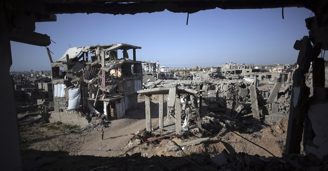 IMF says Gaza reconstruction moving slowly