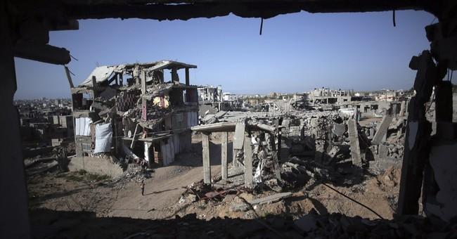 IMF says Gaza reconstruction moving slowly