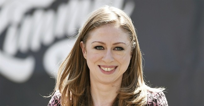 Chelsea Clinton book 'It's Your World' coming
