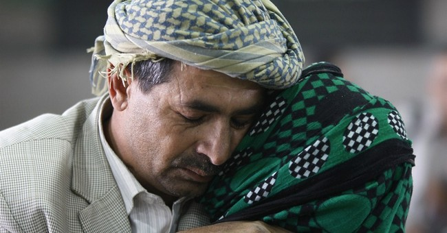 Yemeni rebel leader backs new UN peace talks in Geneva
