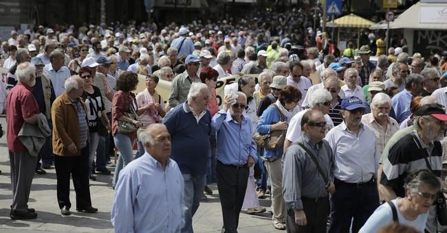 Greece faces June 5 default without bailout deal