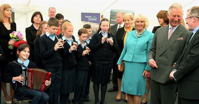 Prince Charles: 'Grandfather I never had' slain by IRA