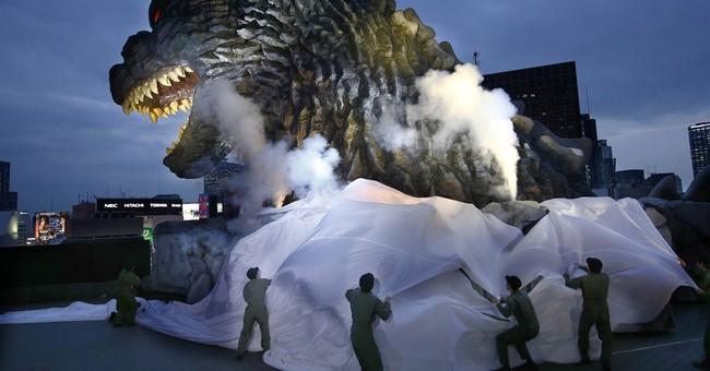 Godzilla creator sues US studio, alleges copyright violation