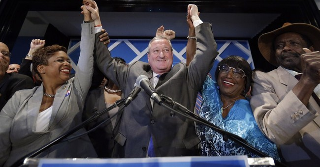 Ex-councilman wins crucial primary for Philadelphia mayor