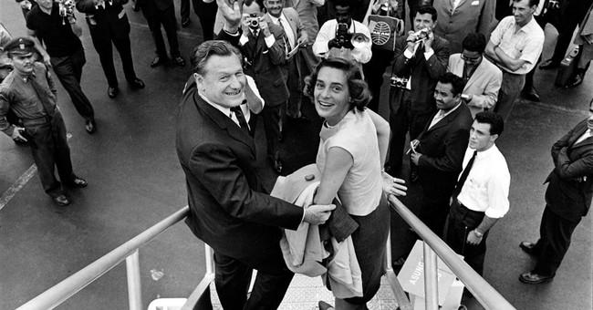 'Happy' Rockefeller, widow of former vice president, dies