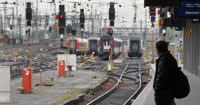 Millions of German commuters hit by rail strike