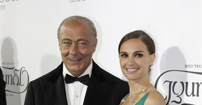 CANNES WATCH: Celebrities douse in diamonds at De Grisogono