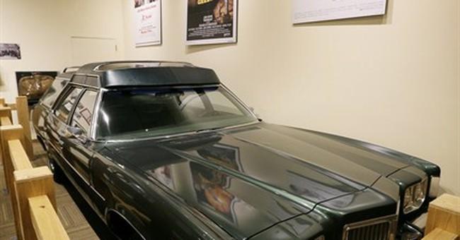 New museum in John Wayne's Iowa hometown celebrates his life