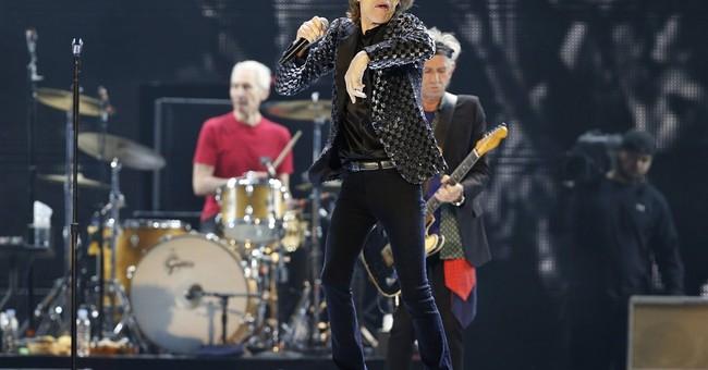 Rolling Stones rock small LA club ahead of stadium tour