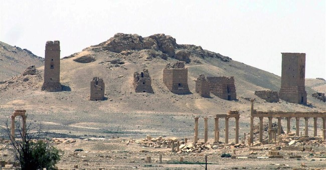 A look at Palmyra, the historic Syrian town captured by IS