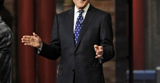 David Letterman drives into retirement with Indy 500 tribute