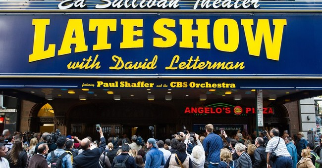 Nielsen: 13.76 million viewers for Letterman