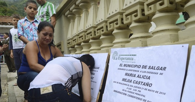 Colombia bids farewell to victims of deadly flooding