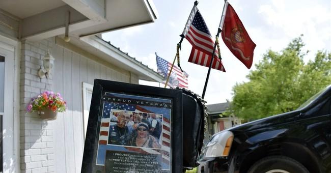 The Latest on Waco shooting: Biker group gets proclamation