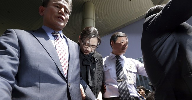 SKorea court suspends nut rage executive's prison term