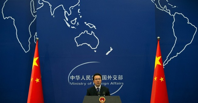 China, US assert rights after exchange over S China Sea
