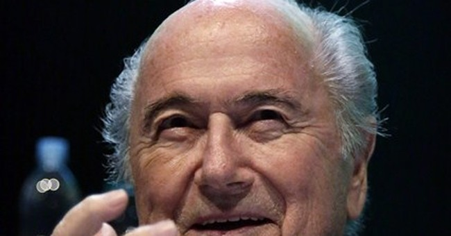 Sepp Blatter set for another win in FIFA election