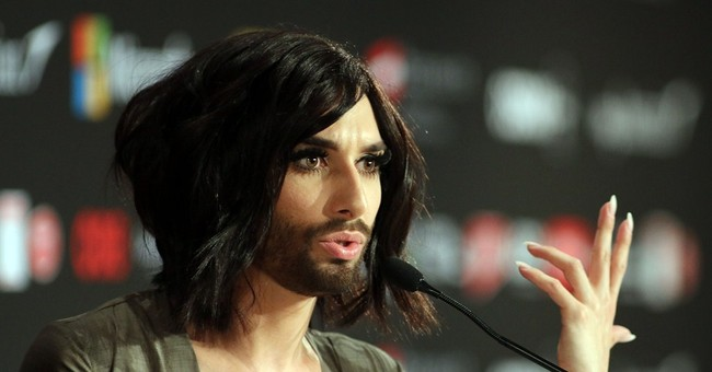 Cross-dressing diva Conchita Wurst to Putin: Let's hang out