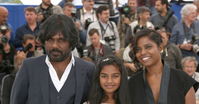 Sri Lankan immigrant drama 'Dheepan' finds a home at Cannes